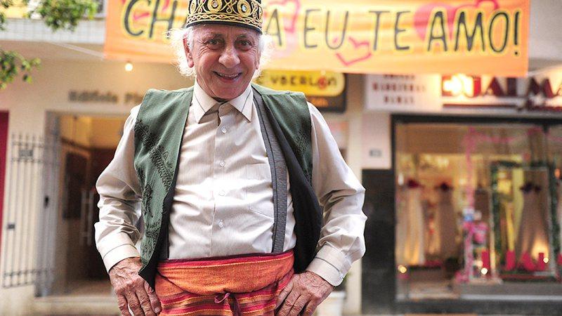 Morre o ator Flavio Migliaccio, aos 85 anos