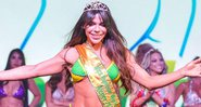 Suzy Cortez venceu a primeira edição do Miss Bumbum World - Foto: William Volcov/ Brazil Photo Press
