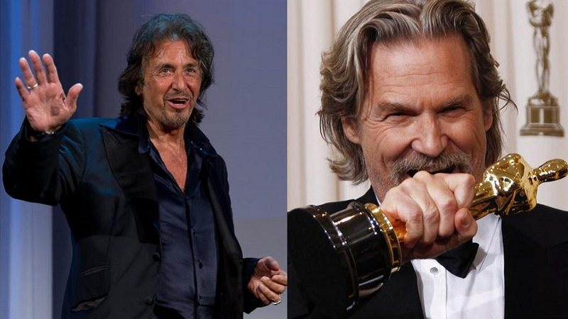Al Pacino e Jeff Bridges