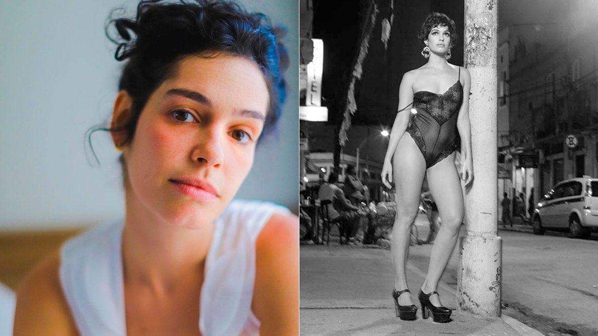 Nackt Maria Flor  57 Hot