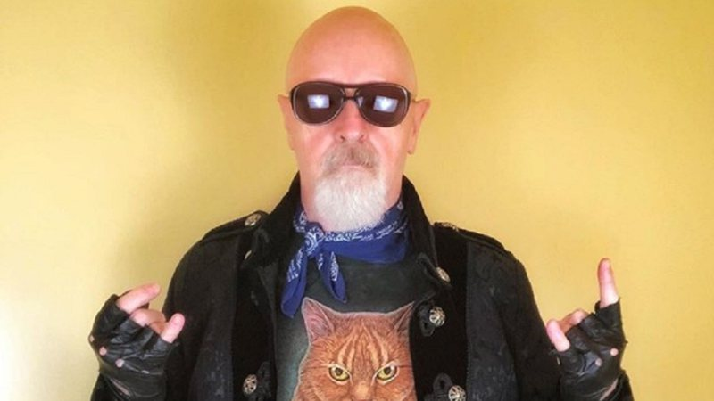 ROB HALFORD - cover