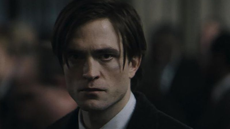 Robert Pattinson como Bruce Wayne