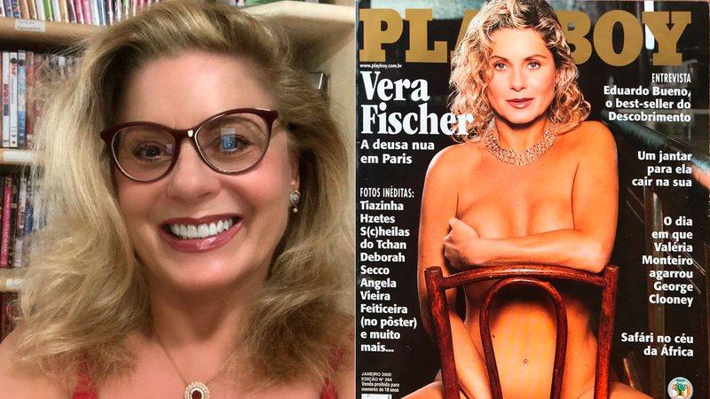 """Fotógrafo lembra ensaio icônico de Vera Fischer para a Playboy: """"Numa cozinha em Paris"""""""