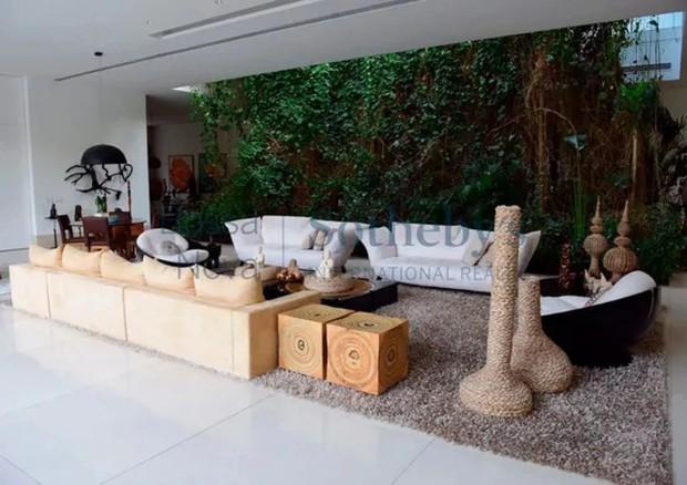 Fotos da mansão de Xuxa, vendida por 45 milhões - Foto: Reprodução