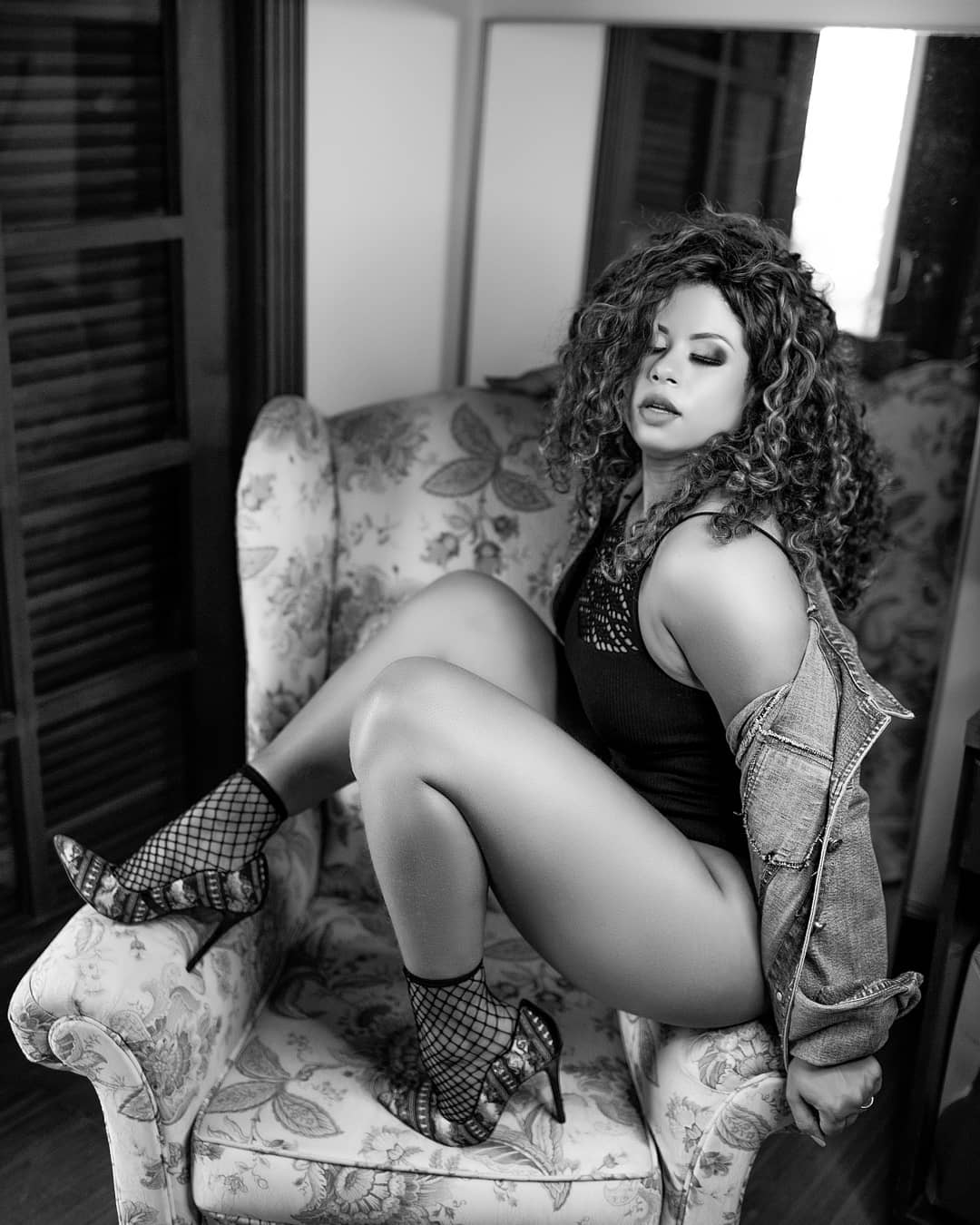 Anandah Belly representa o Sergipe no Miss Bumbum 2021