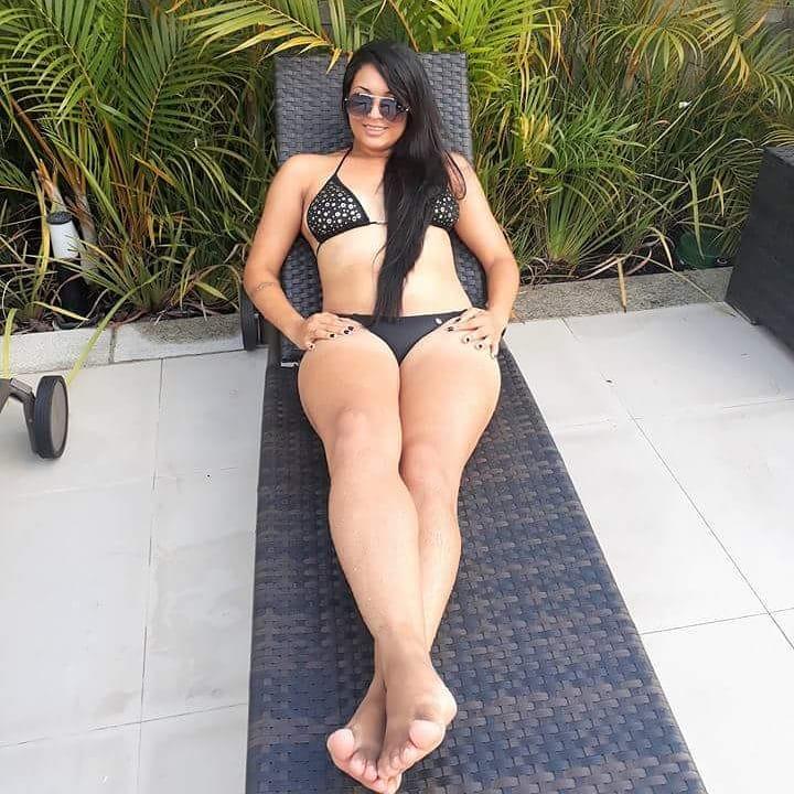 Aninha Santos representa o Amapá no Miss Bumbum 2021