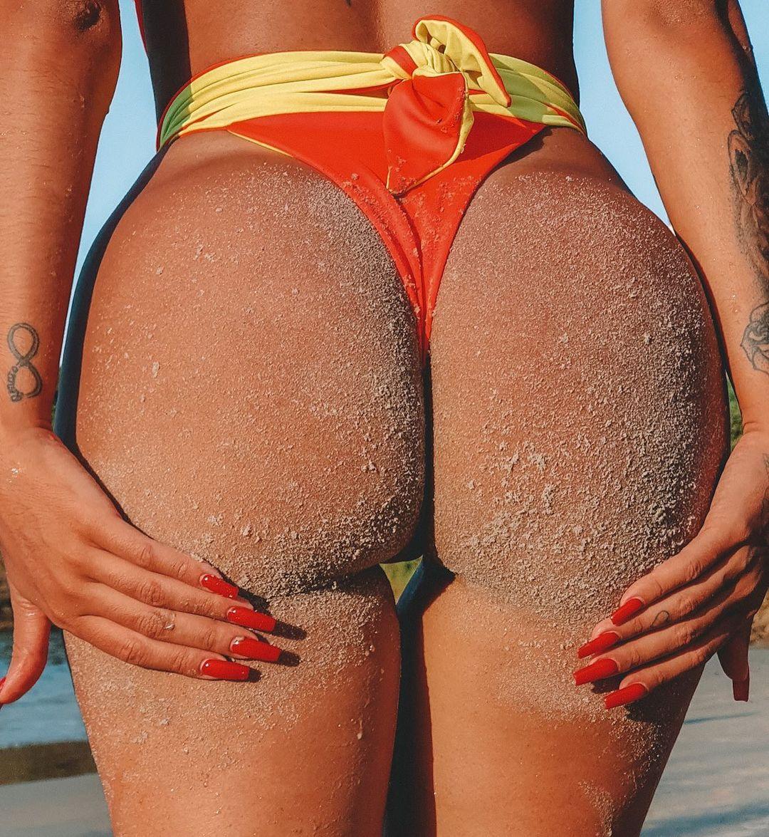 Camila Beck representa o Tocantins no Miss Bumbum 2021