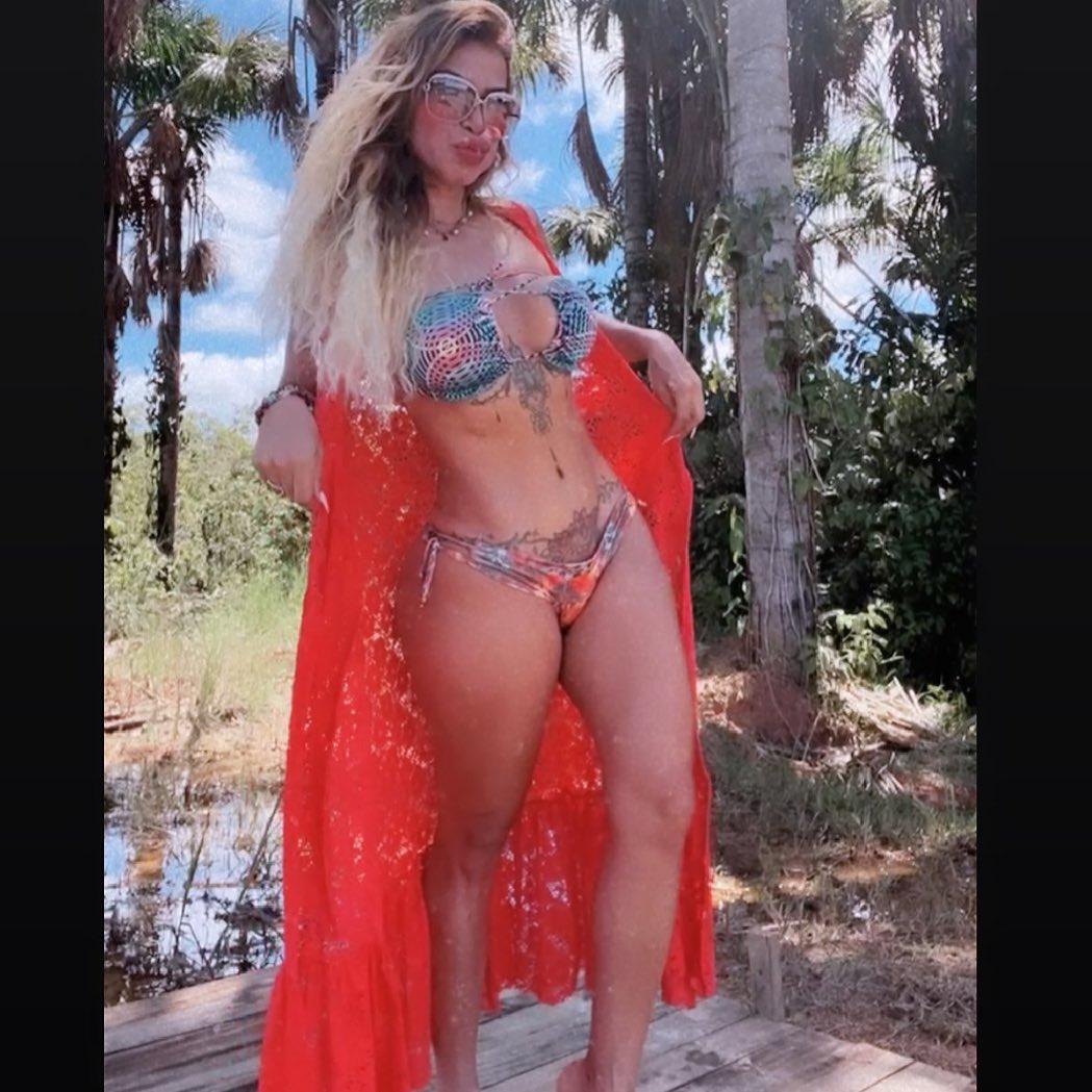 Carla Rodriguez representa Rondônia no Miss Bumbum 2021