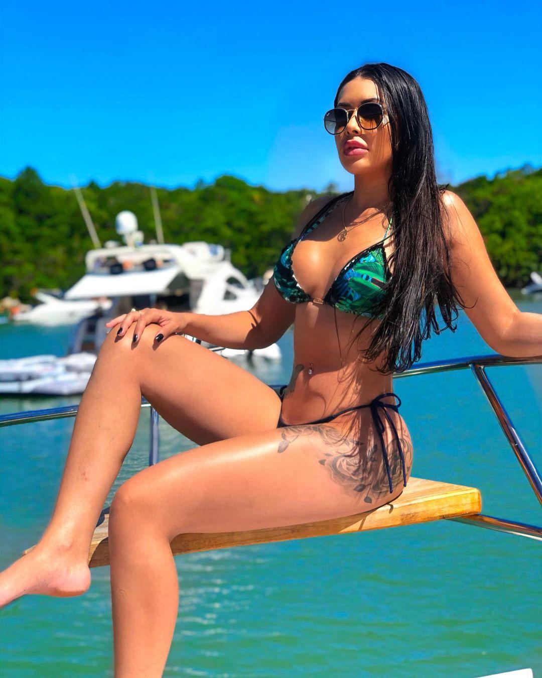 Deia Cavalheiro vai representar o Mato Grosso do Sul no Miss Bumbum 2021