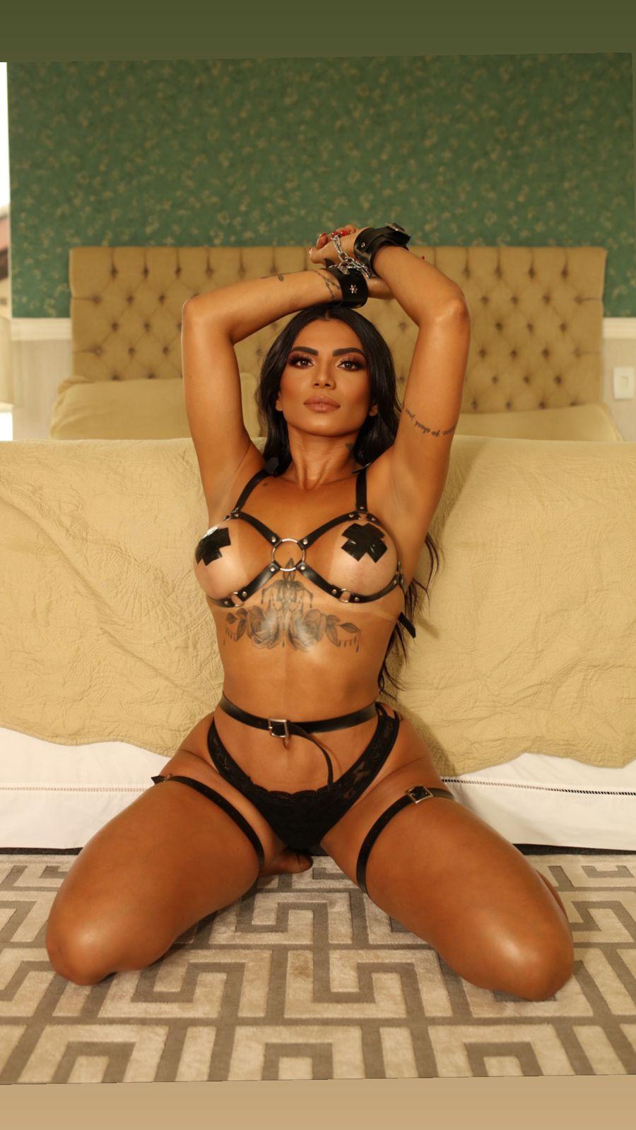 Vanusa Freitas foi a coelhinha da Playboy Portugal - Foto: Reprodução / CO Assessoria