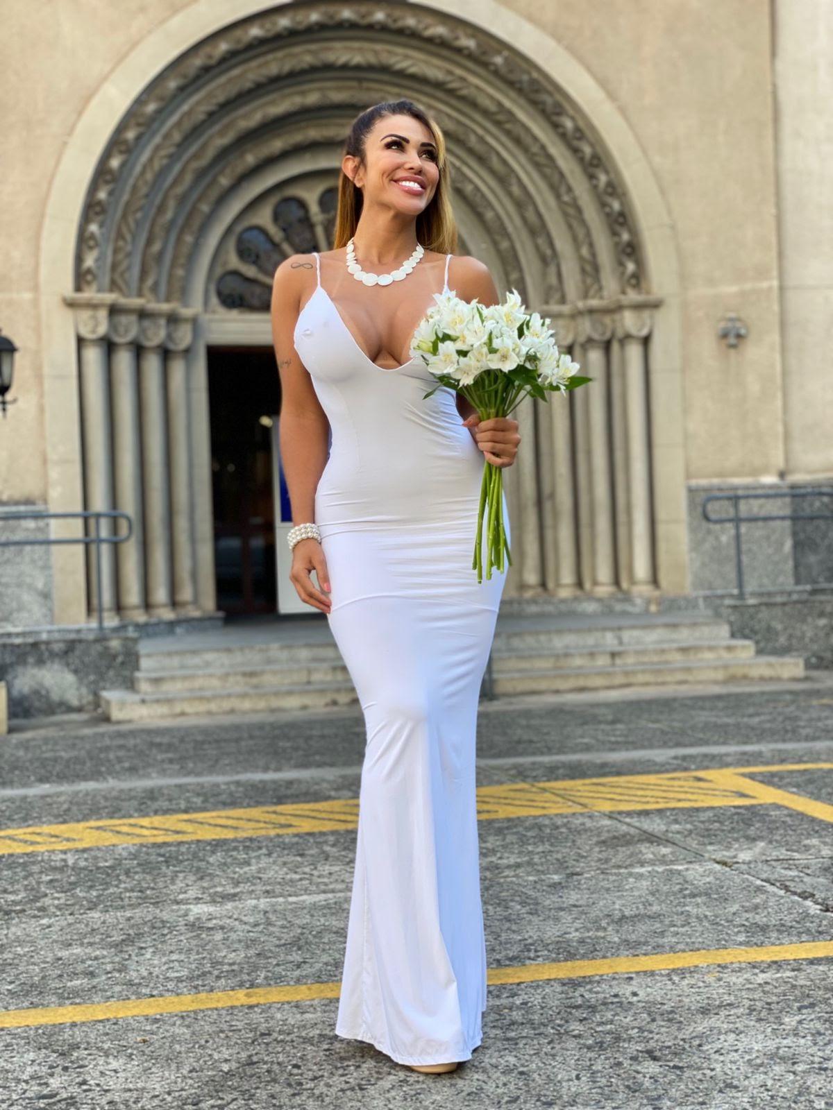Cris Galêra revelou que se casou consigo mesma - Foto: Reprodução/CO Assessoria