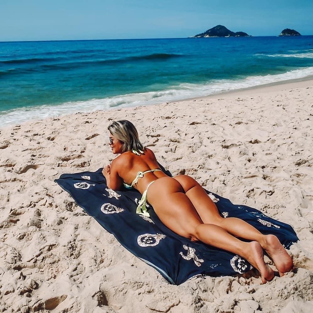 Cristianne Menezes é campeã de wellness