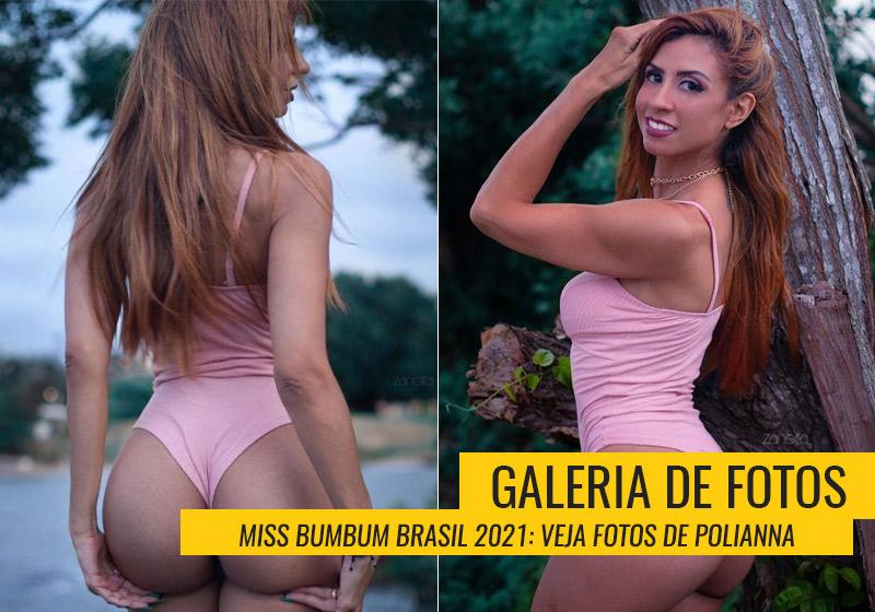 Polianna, Miss Bumbum Distrito Federal