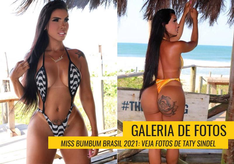 Taty Sindel, Miss Bumbum Paraíba