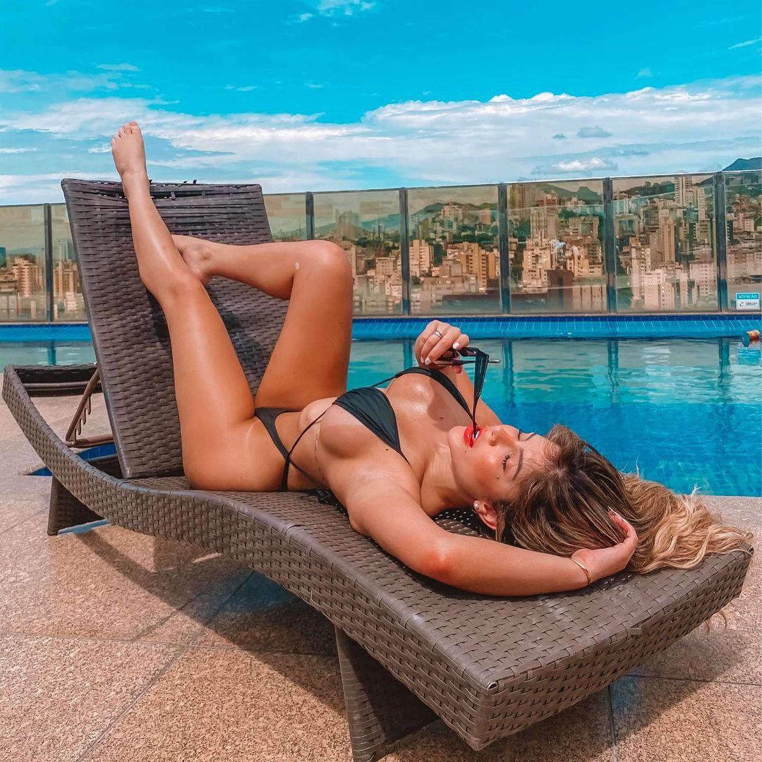 Lunna Leblanc vai representar o Estado de Minas Gerais no Miss Bumbum 2021