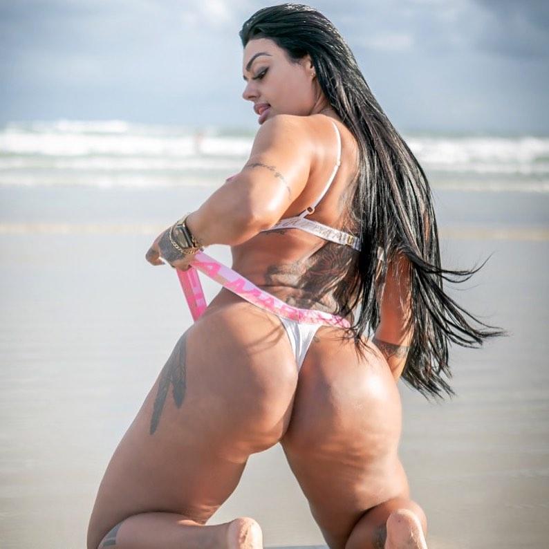 Leila Dantas vai representar o Estado do Piauí no Miss Bumbum 202