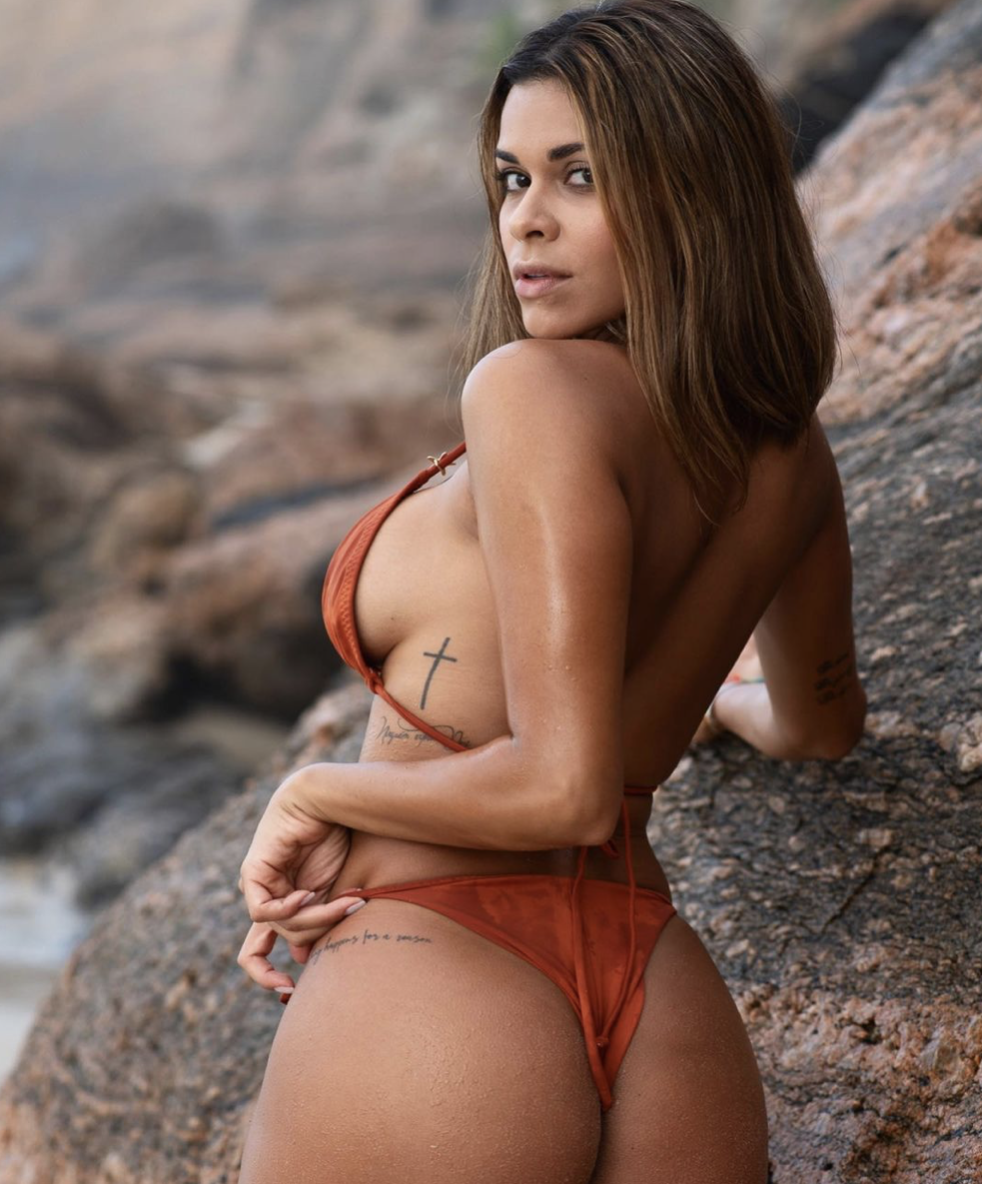Luana Sandien já posou para a Playboy