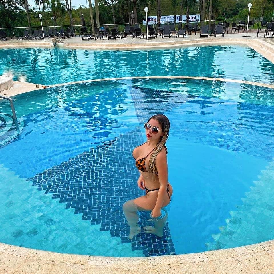 Luana Luna representa o Mato Grosso no Miss Bumbum 2021
