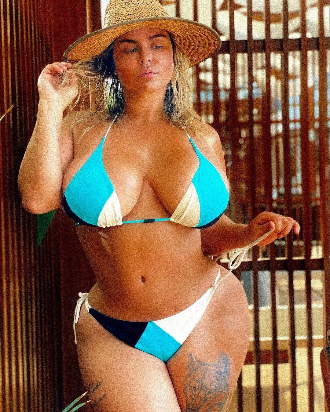 Lu Duarte ganhou Miss Bumbum e foi capa da Playboy Portugal