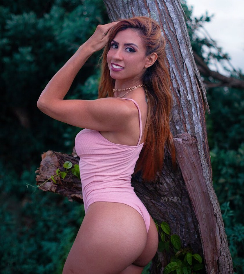 Polianna vai representar o Distrito Federal no Miss Bumbum 2021