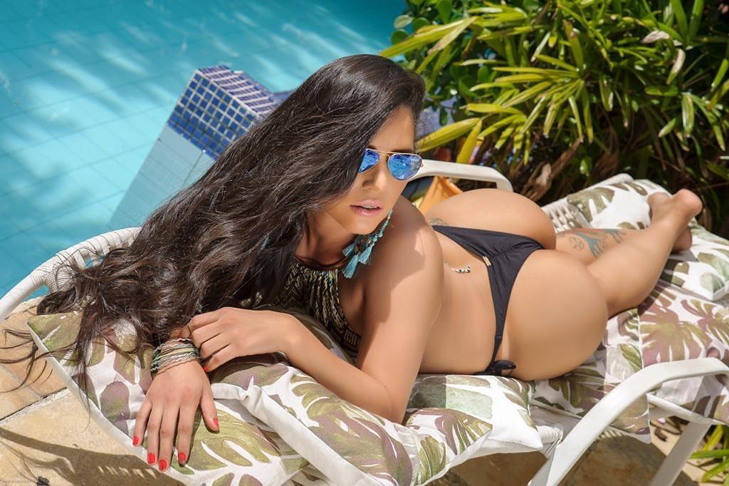 Rafaele Barbosa vai representar o Acre no Miss Bumbum 2021