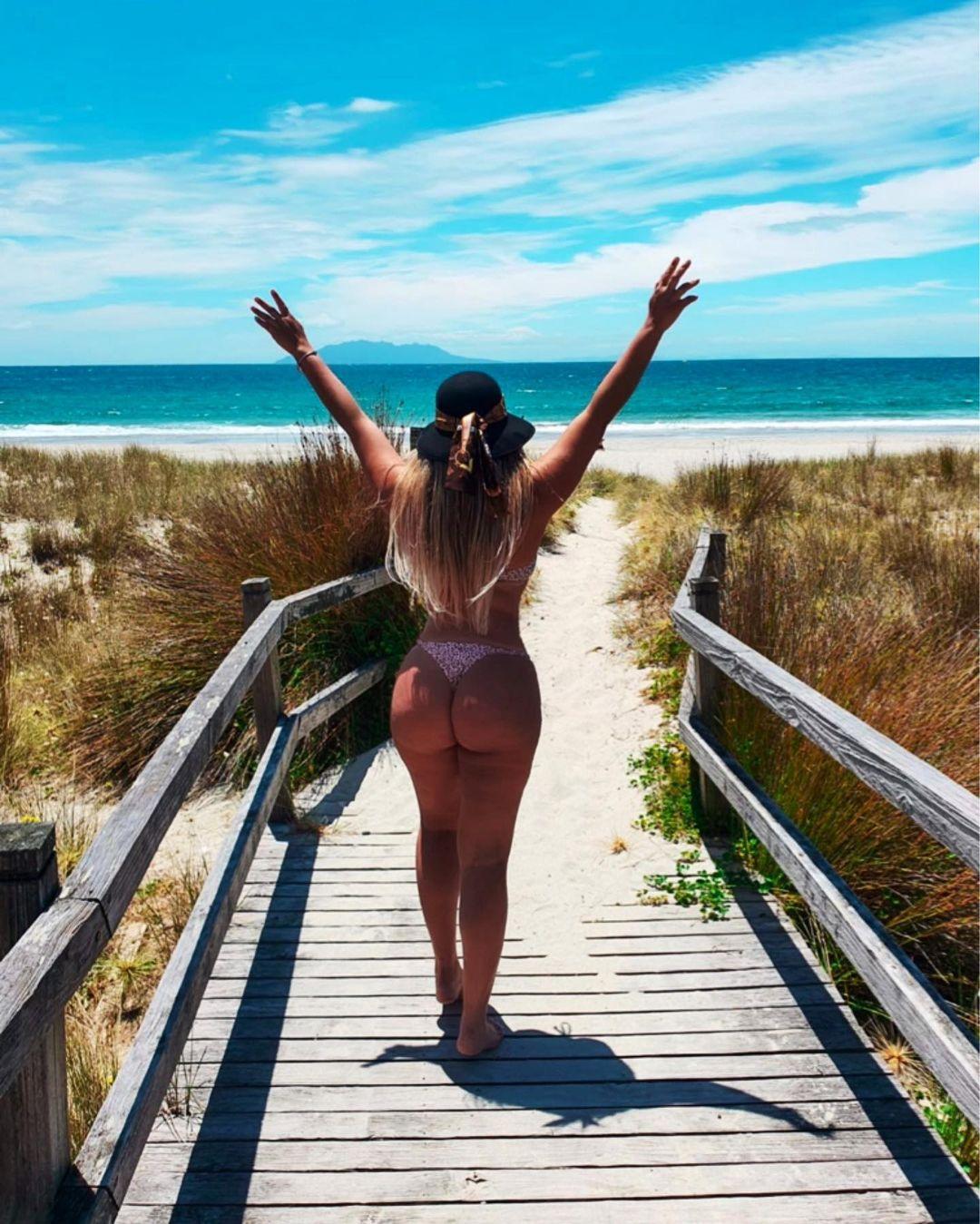 Vanessa Lima vai representar o Maranhão no Miss Bumbum 2021