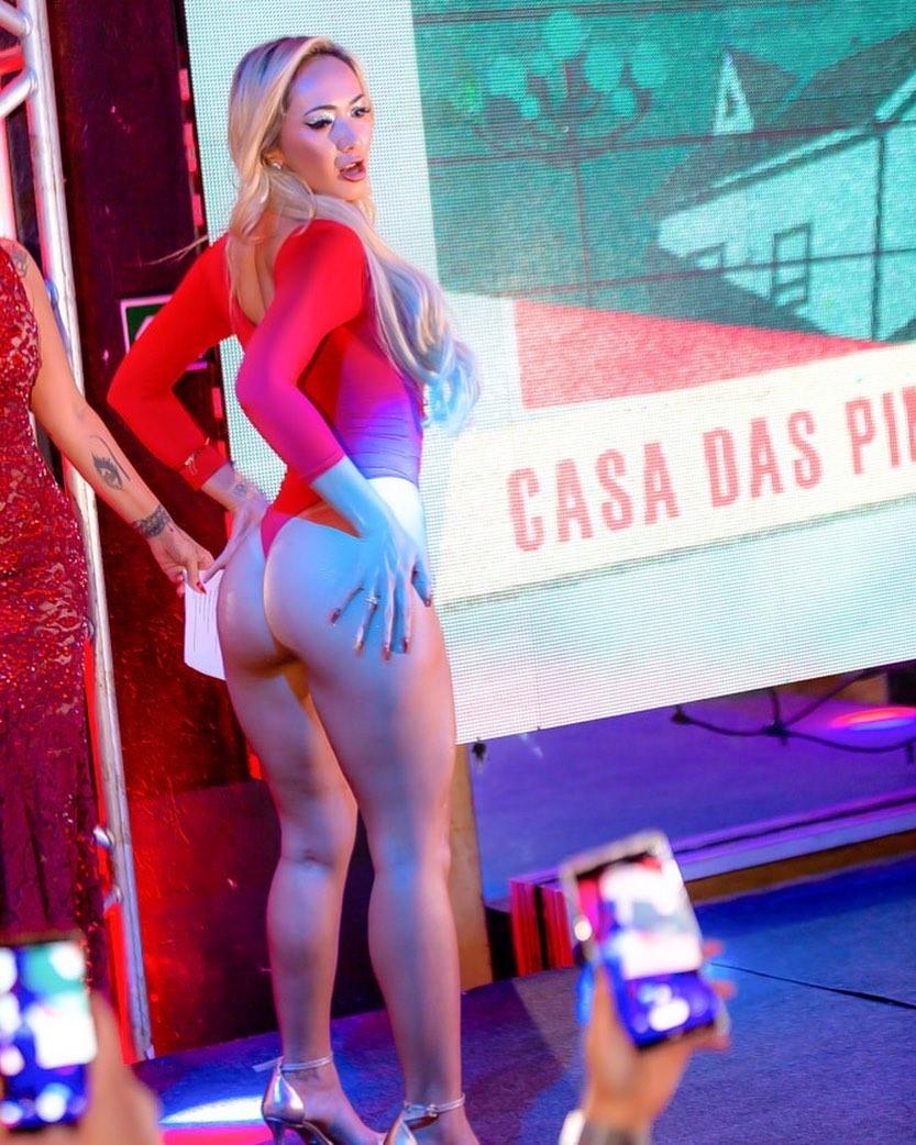 Vanessa Nozaki participou do reality Bela do Verão