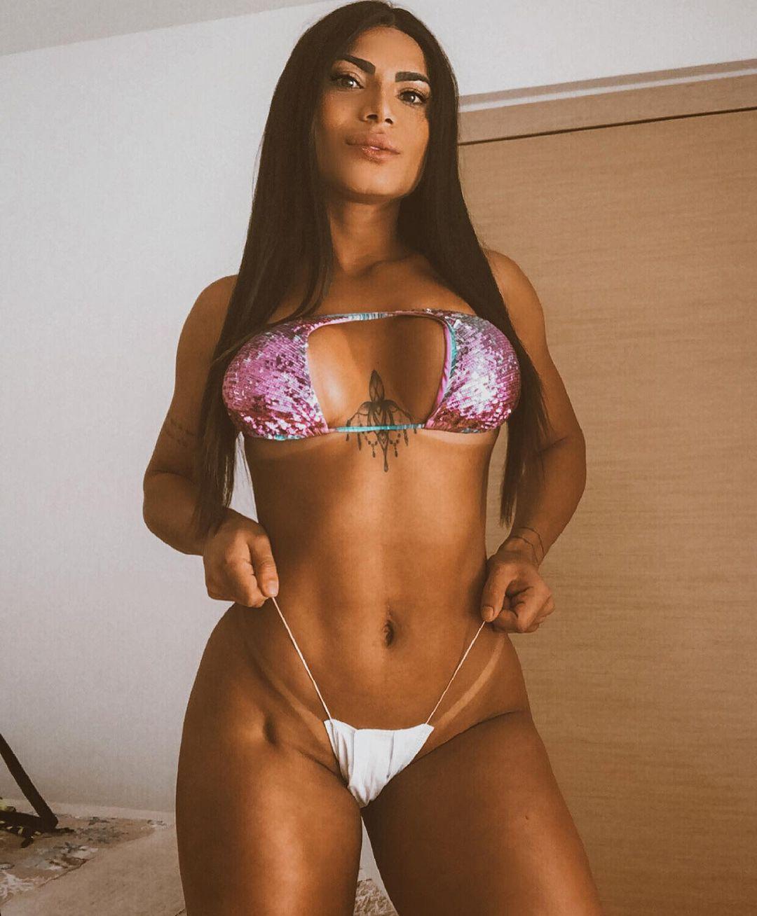 Vanusa Freitas vai representar o Estado de São Paulo no Miss Bumbum