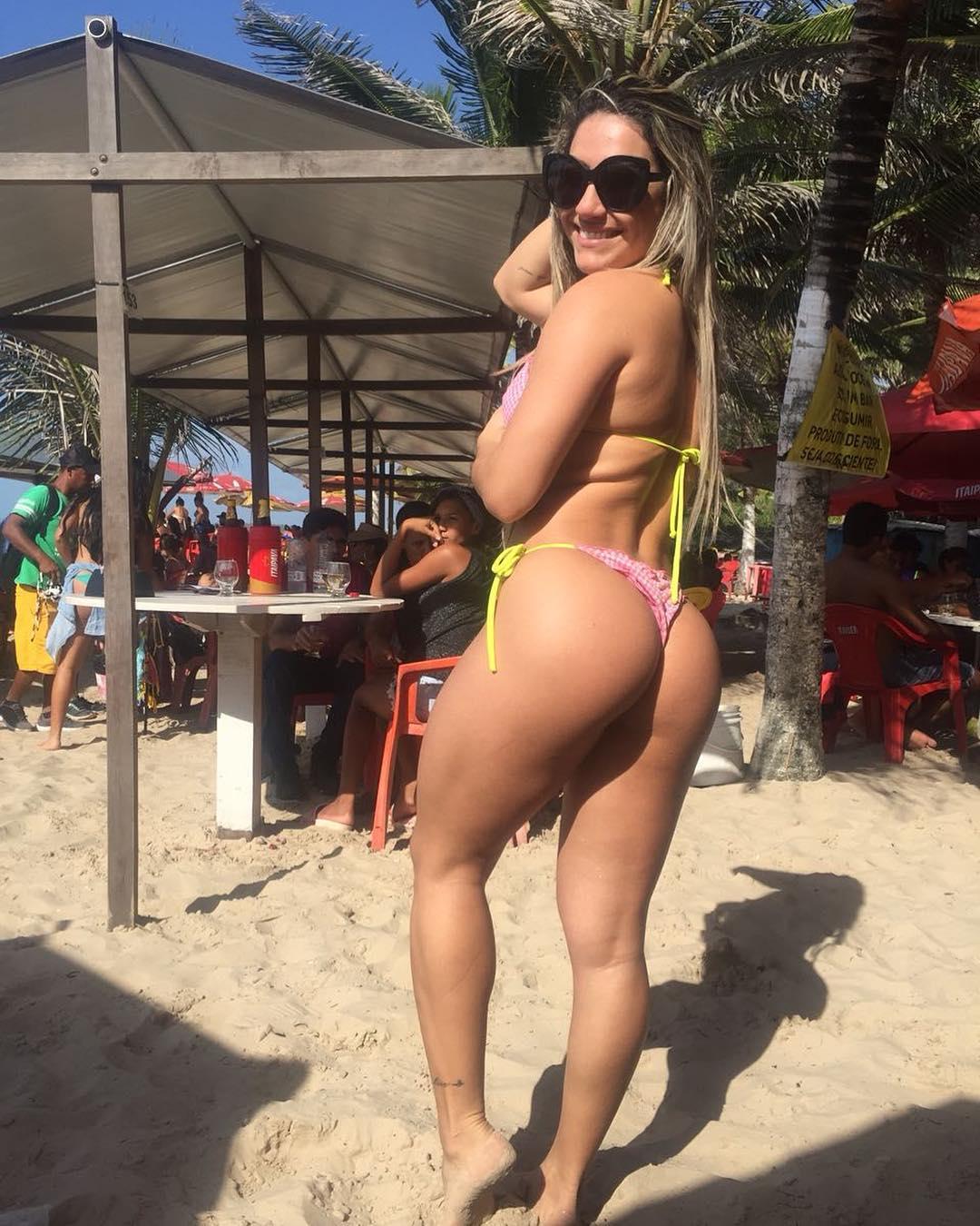 Vivi Lima vai representar da Bahia no Miss Bumbum 2021